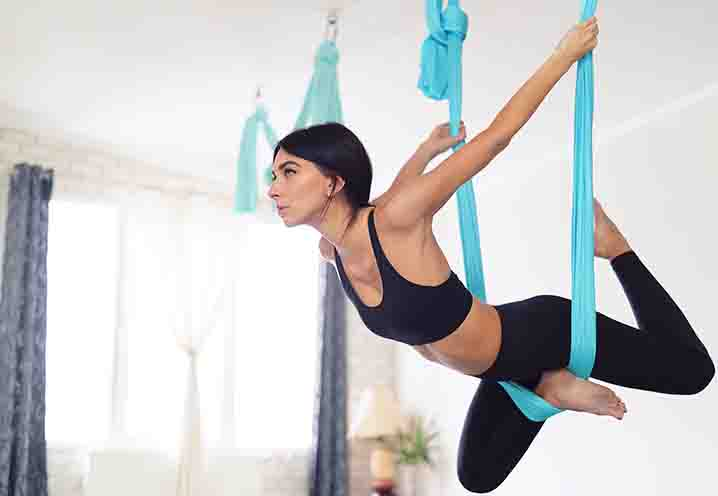 Best Aerial Yoga Hammocks and Swings