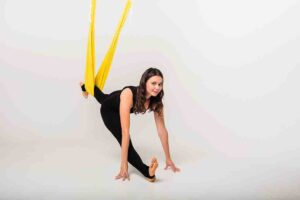 How to Hang a Yoga Trapeze