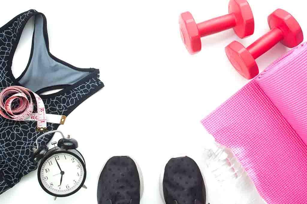Yoga equipment list