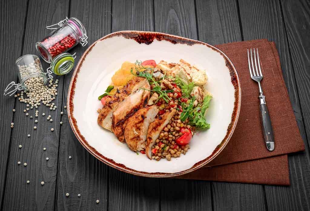 Chicken Grain bowl