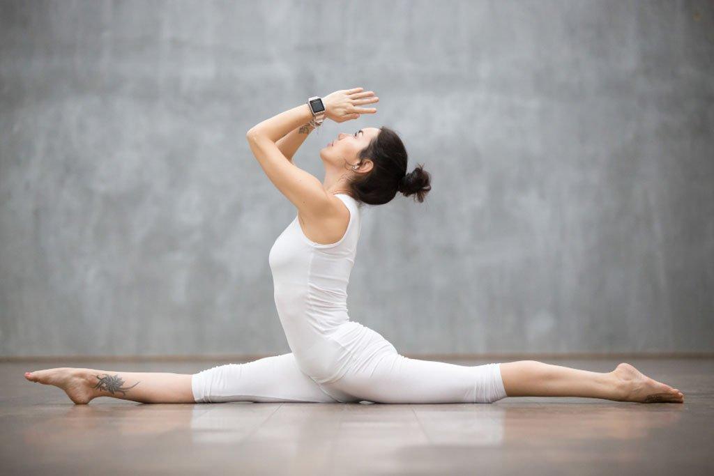 Yoga Splits