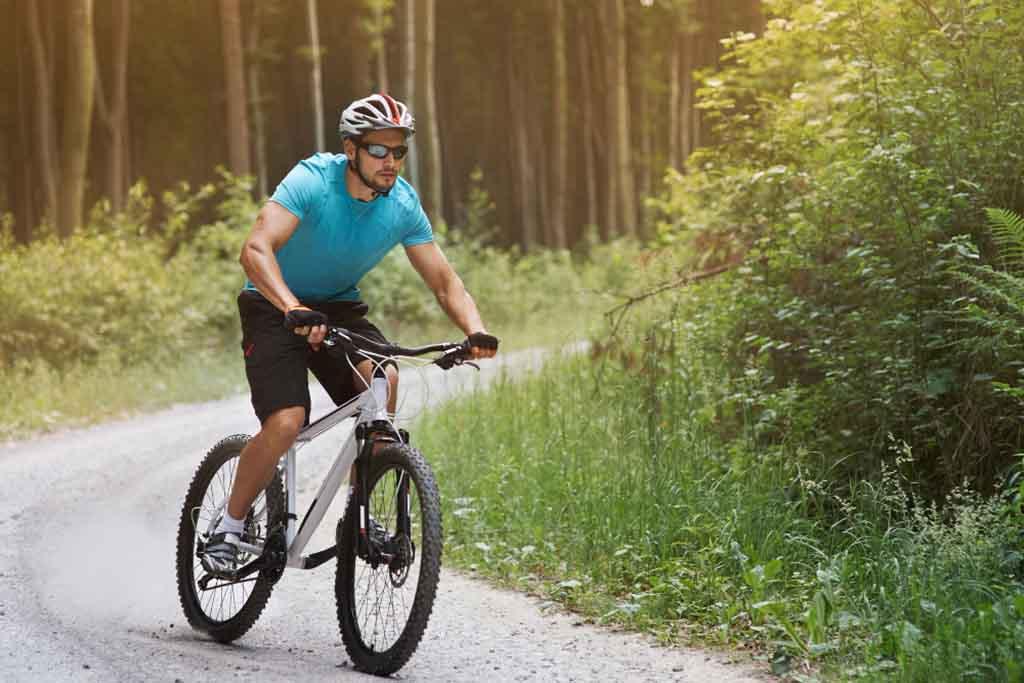 pensive-man-riding-down-hill