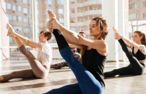 Long term benefits of hot yoga