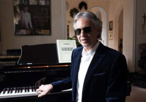 Andrea Bocelli weight loss