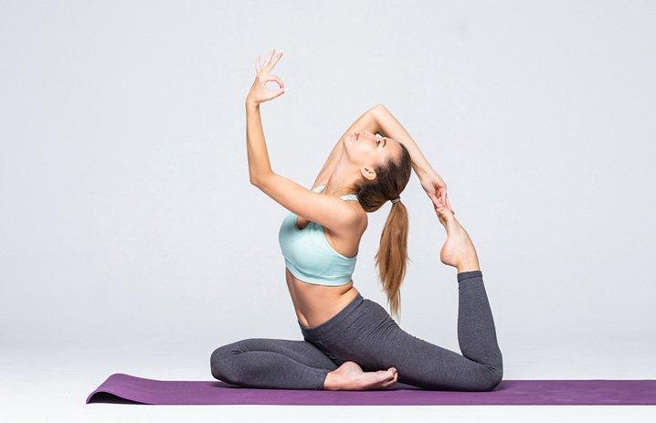 How many days a week should I do yoga