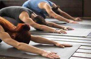 Yoga Challenge Poses for 3