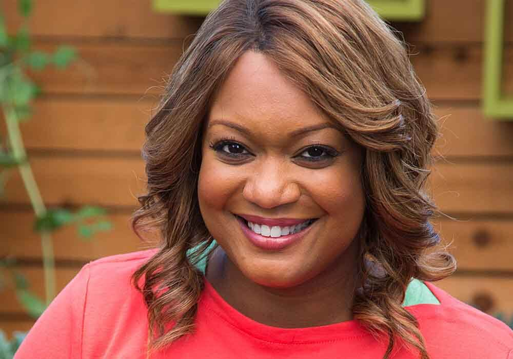 Sunny Anderson Weight loss